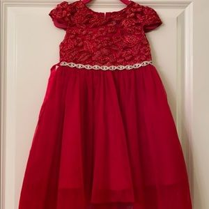 Toddler girl holiday dress size 2T